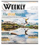 Cascadia Weekly: Cover (5 November 2014)