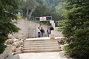 Israel, Upper Galilee, Amuka, The grave of Yonatan ben Uziel, Pilgrimage site for believers seeking a spouse or marriage