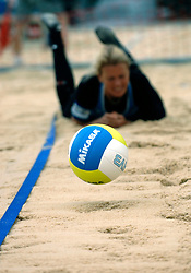 24-07-2007 VOLLEYBAL: WK BEACHVOLLEYBAL: GSTAAD<br />