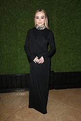 7 January 2018 -  Beverly Hills, California - Sabrina Carpenter. 75th Annual Golden Globe Awards_Roaming held at The Beverly Hilton Hotel. Photo Credit: Faye Sadou/AdMedia