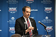 Athletic Director Brian White Introductory Press Conference