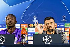 FC Porto training and Press Conference - 02 Oct 2018