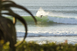 July 14, 2017 - Ian Gouveia of Brazil enjoying a morning freesurf on the third layday of the Corona Open J-Bay at Supertubes...Corona Open J-Bay, Eastern Cape, South Africa - 14 Jul 2017. (Credit Image: © Rex Shutterstock via ZUMA Press)