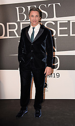 Raul Bova at the photocall of GQ Best Dressed Men 2019  Milan,Italy, 11 January 2019  (Credit Image: © Nick Zonna/Soevermedia via ZUMA Press)