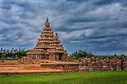 Shore Temple, Mamallapuram, Tamil Nadu, India
