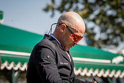 Lamaze Eric, CAN<br /> Spruce Meadows Masters - Calgary 2019<br /> © Hippo Foto - Dirk Caremans<br />  07/09/2019