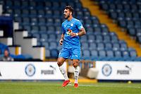 Liam Hogan. Stockport County FC 0-1 Rochdale FC. Pre Season Friendly. 22.8.20