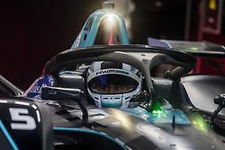 October 19, 2018 - Valencia, Spain - 05 JUNCADELLA Dani (esp), HWA RACELAB Team during the Formula E official pre-season test at Circuit Ricardo Tormo in Valencia on October 16, 17, 18 and 19, 2018. (Credit Image: © Xavier Bonilla/NurPhoto via ZUMA Press)