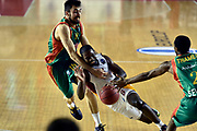 DESCRIZIONE : Roma Eurocup 2014/15 Acea Roma Baloncesto Seville<br /> GIOCATORE : Bobby Jones<br /> CATEGORIA : palleggio sequenza equilibrio<br /> SQUADRA : Acea Roma<br /> EVENTO : Eurocup 2014/15<br /> GARA : Acea Roma Baloncesto Seville<br /> DATA : 29/10/2014<br /> SPORT : Pallacanestro <br /> AUTORE : Agenzia Ciamillo-Castoria /GiulioCiamillo<br /> Galleria : Acea Roma Baloncesto Seville<br /> Fotonotizia : Roma Eurocup 2014/15 Acea Roma Baloncesto Seville<br /> Predefinita :