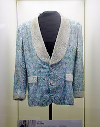 Little Richard 's vest is on display in the Smithsonian National Museum of African American History and Culture on September 21, 2016 in Washington, DC.The National Museum of African American History and Culture will open on Sept. 24 in Washington thirteen years since Congress and President George W. Bush authorized its construction, the 400,000-square-foot building stands on a five-acre site on the National Mall, close to the Washington Monument. President Obama will speak at its opening dedication.Photo by Olivier Douliery/Abaca