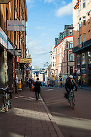 Götgatan on Södermalm - Street scenes from Stockholm