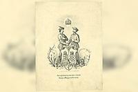 Pod ugerskom krunom, kano s bratom, rukuje se Magjar sa Hervatom / Julije Huehn. <br /> <br /> ImpresumZagreb : Litografski zavod Julija Hühna, 1860.<br /> Materijalni opis1 grafika : litografija ; 305 x 245 mm.<br /> AutorHühn, Julius<br /> OpisDva muškarca se rukuju ispod krune s ljevicom na prsima. Ispred njih ukrašeni grbovi<br /> Vrstavizualna građa • grafike<br /> ZbirkaGrafička zbirka NSK • Zbirka grafika 19. stoljeća<br /> Formatimage/jpeg<br /> SignaturaGZGH 1405 huh 4<br /> Obuhvat(vremenski)19. stoljeće<br /> NapomenaSignatura ispod prikaza otisnuta: Litografijeski zavod Julija Hühn-a u Zagrebu 1860. // Pod ugerskom krunom, kano s bratom, // Rukuje se Magjar sa Hervatom<br /> PravaJavno dobro<br /> Identifikatori000509002<br /> NBN.HRNBN: urn:nbn:hr:238:924793 <br /> <br /> Izvor: Digitalne zbirke Nacionalne i sveučilišne knjižnice u Zagrebu
