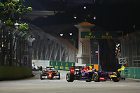 RICCIARDO Daniel (Aus)<br />  Formula One World Championship, Singapore Grand Prix from September 19th to 21th 2014 in Singapour.<br /> F1<br /> <br /> Norway only