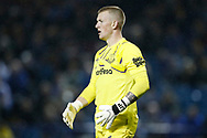 Jordan Pickford of Everton  during the EFL Cup match between Sheffield Wednesday and Everton at Hillsborough, Sheffield, England on 24 September 2019.