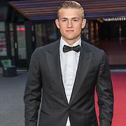 NLD/Hilversum/20180903 -  Voetbalga2018,Matthijs de Ligt