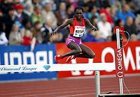 Friidrett , 7. juni 2012 , Diamond League Bislett Games , <br /> Lydia Chebet Rotich   ,  3000 m s