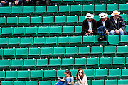 Roland Garros. Paris, France. 26 Mai 2010..Les matchs sont interrompus par la pluie...Roland Garros. Paris, France. May 26th 2010..Rain interrupts matches....