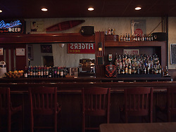 Selections from a day trip to Stillwater,--The Birthplace of Minnesota.  This is an interior of Whitey's.