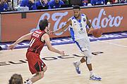 DESCRIZIONE : Eurocup 2015-2016 Last 32 Group N Dinamo Banco di Sardegna Sassari - Cai Zaragoza<br /> GIOCATORE : MarQuez Haynes<br /> CATEGORIA : Palleggio Schema Mani<br /> SQUADRA : Dinamo Banco di Sardegna Sassari<br /> EVENTO : Eurocup 2015-2016<br /> GARA : Dinamo Banco di Sardegna Sassari - Cai Zaragoza<br /> DATA : 27/01/2016<br /> SPORT : Pallacanestro <br /> AUTORE : Agenzia Ciamillo-Castoria/L.Canu