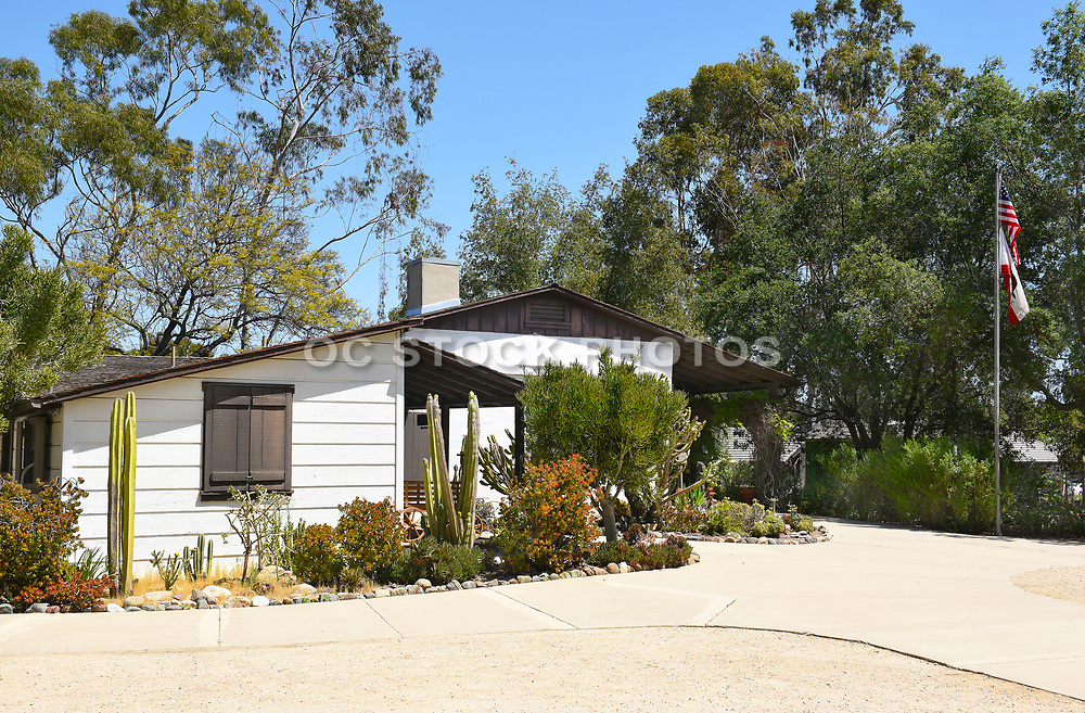 Serrano Adobe at Heritage Hill Historical Park Lake Forest