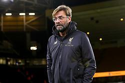 - Mandatory by-line: Robbie Stephenson/JMP - 07/01/2019 - FOOTBALL - Molineux - Wolverhampton, England - Wolverhampton Wanderers v Liverpool - Emirates FA Cup third round proper