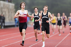 mens 800 meters, Bates, Maine State Outdoor Track & Field Championships