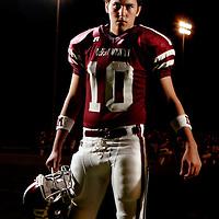 Desert Mountain High School quarterback Konner Klein.