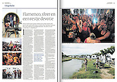 Saintes Maries Festival Volkskrant May 2105
