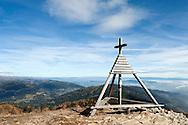 Gerlitzen, above Lake Ossiach, Alpe Adria Trail, Carinthia, Austria (October 2015) © Rudolf Abraham