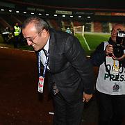 Galatasaray's Abdurrahim Albayrak during their Turkish superleague soccer match Gaziantepspor between Galatasaray at the Kamil Ocak stadium in Gaziantep Turkey on Sunday 29 November 2014. Photo by Aykut AKICI/TURKPIX