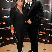 NLD/Noordwijk/20120623 - Orange Babies Gala 2012, Christine Kroonenberg en Jaap Liethof