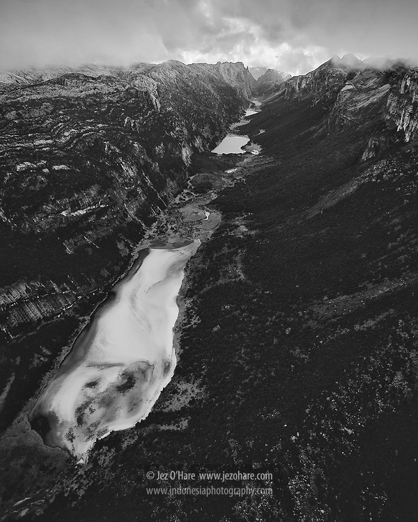 Fairytale Valley, Lorentz National Park, Papua, Indonesia.