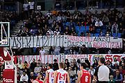 DESCRIZIONE : Pesaro Lega A 2011-12 Scavolini Siviglia Pesaro Cimberio Varese<br /> GIOCATORE : tifosi<br /> CATEGORIA : tifosi supporters<br /> SQUADRA : Scavolini Siviglia Pesaro<br /> EVENTO : Campionato Lega A 2011-2012<br /> GARA : Scavolini Siviglia Pesaro Cimberio Varese<br /> DATA : 27/12/2011<br /> SPORT : Pallacanestro<br /> AUTORE : Agenzia Ciamillo-Castoria/C.De Massis<br /> Galleria : Lega Basket A 2011-2012<br /> Fotonotizia : Pesaro Lega A 2011-12 Scavolini Siviglia Pesaro Cimberio Varese<br /> Predefinita :