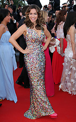 Kelly Brook at premiere of   Killing Them Softly, at the Cannes Film Festival , Tuesday, 22nd May 2012. Photo by: Stephen Lock / i-Images