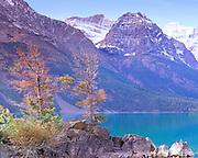 St Mary's Lake. Glacier Nat. Park. MT.
