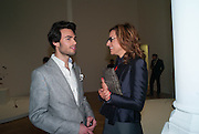 MARK-FRANCIS VANDELLI; REBECCA KORNER, Calder After The War. Pace London. Burlington Gdns. London. 18 April 2013.