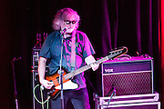Scott McCaughey performing  at the  Sol  Club in Madrid