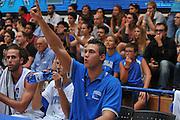 TRENTO, 26/07/2012<br /> TRENTINO BASKET CUP 2012<br /> ITALIA - BOSNIA ED ERZEGOVINA<br /> NELLA FOTO: DANILO GALLINARI<br /> FOTO CIAMILLO