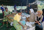 Indonesia, Gili Air, Wedding