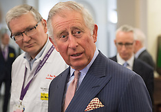 Prince of Wales visits St Thomas' Hospital 6 Mar 2017