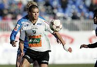 Fotball<br /> Adeccoligaen 2008<br /> 01.11.2008<br /> Sandefjord v Hønefoss 0-0<br /> Foto: Morten Olsen, Digitalsport<br /> <br /> Kamal Saaliti - Hønefoss