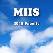 MIIS Faculty 2.7.18