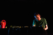 ERIKOISDANCE performs at the Electronica en Abril festival 2014