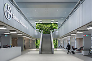 Vertikalbegrünung Bayer AG Berlin