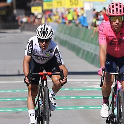 ANDERMATT (SUI) CYCLING<br /> Tour de Suisse stage 8<br /> <br /> <br /> Domenico Pozzovivo (Italy)