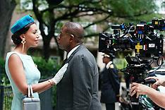 Godfather Of Harlem Filming - 19 Sep 2018