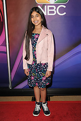 March 8, 2018 - New York, NY, USA - March 8, 2018  New York City..Shivani Sahu attending arrivals for the 2018 NBC NY Midseason Press Junket at Four Seasons Hotel on March 8, 2018 in New York City. (Credit Image: © Kristin Callahan/Ace Pictures via ZUMA Press)