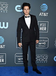 Julia Roberts at the 24th Annual Critics' Choice Awards held at Barker Hanger on January 13, 2019 in Santa Monica, CA. © Tammie Arroyo / AFF-USA.COM. 13 Jan 2019 Pictured: Cole Sprouse. Photo credit: MEGA TheMegaAgency.com +1 888 505 6342