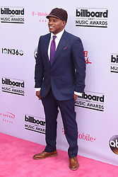 TV personality  Sway Calloway at 2017 Billboard Music Awards held at T-Mobile Arena on May 21, 2017 in Las Vegas, NV, USA (Photo by Jason Ogulnik) *** Please Use Credit from Credit Field ***
