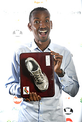 October 20, 2018 - Saint Trond, France - pictured during the ceremony of the Golden Spike Athletics Awards 2018 on October 20, 2018 in Sint-Truiden, Belgium, 20/10/2018 (Credit Image: © Panoramic via ZUMA Press)